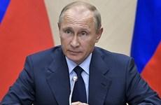 Tổng thống Nga Putin kêu gọi các nước tiêu hủy kho vũ khí hóa học