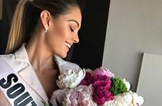 Tân Hoa hậu Hoàn vũ 2017: Bạn có thể trở thành bất cứ ai bạn muốn