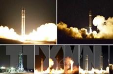 Hàn Quốc: Tên lửa Hwasong-15 dường như mới được phát triển