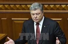 Ukraine cân nhắc trưng cầu ý dân về gia nhập NATO và EU
