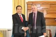 New Zealand mong muốn mở rộng và củng cố quan hệ với Việt Nam