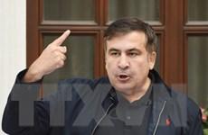 Ukraine chính thức cáo buộc hình sự đối với cựu Tổng thống Gruzia