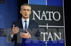 NATO tăng cường hợp tác với Gruzia nhằm chống lại Nga