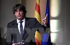 Cựu thủ hiến Catalonia Carles Puigdemont tuyên bố vẫn ở lại Bỉ