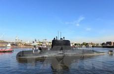 Tàu ngầm Argentina phát đi nhiều tín hiệu trước khi mất tích