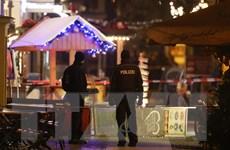 Phát hiện hàng trăm viên đạn gần một khu chợ Giáng sinh ở Berlin