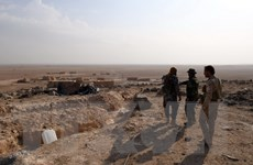 Hơn 20 tay súng của tổ chức IS bị tiêu diệt tại phía nam Syria
