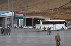 Iran mở lại các cửa khẩu với khu vực tự trị người Kurd ở Iraq