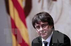 Cựu Thủ hiến Catalonia mong muốn gặp Thủ tướng Tây Ban Nha