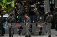 Cảnh sát Malaysia bắt giữ thêm hàng chục nghi can khủng bố