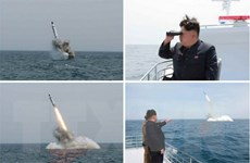 Triều Tiên tuyên bố tiếp tục tăng cường tiềm năng hạt nhân