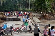 Đã có hơn 200 người Philippines thiệt mạng do bão Tembin