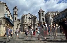 Cuba đón gần 5 triệu du khách quốc tế trong năm 2017