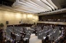 PLO quyết tâm chống lại dự luật của Quốc hội Israel về Jerusalem