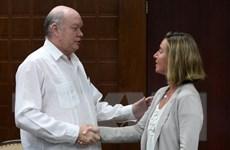 Đại diện EU thăm Cuba, tái khẳng định mối quan hệ mạnh mẽ