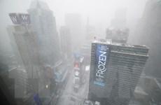 Nhiệt độ tại Mỹ tiếp tục giảm sâu xuống mức kỷ lục mới