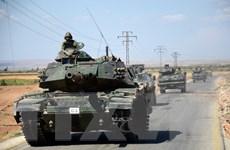 Thổ Nhĩ Kỳ chuẩn bị mở cuộc tấn công nhằm vào người Kurd tại Syria