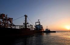 Yemen: Liên quân Arab chặn vụ tấn công của Houthi vào tàu chở dầu