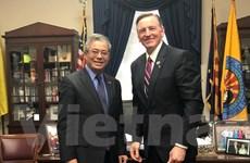 Việt Nam-Hoa Kỳ tăng cường hợp tác về năng lượng, quốc phòng