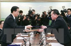 Triều Tiên: Mỹ dội gáo nước lạnh vào quan hệ liên Triều ấm dần lên