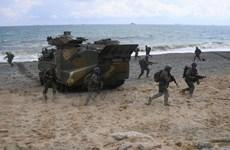 Hàn-Mỹ tiếp tục triển khai vũ khí chiến lược tới bán đảo Triều Tiên