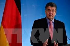 Ngoại trưởng Gabriel nhấn mạnh vai trò của Pháp và Đức đối với EU