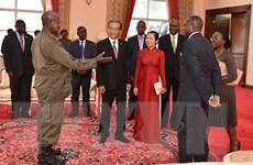 Uganda mong muốn thúc đẩy quan hệ hợp tác với Việt Nam