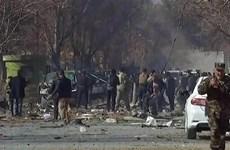 Ít nhất 40 người thiệt mạng trong vụ nổ tại Afghanistan