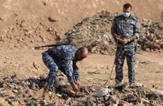 Iraq phát hiện mộ tập thể chôn dân thường và nhân viên an ninh