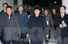Triều Tiên đánh giá tích cực công tác chuẩn bị Olympic của Hàn Quốc