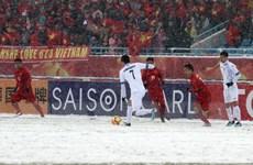 HLV U23 Uzbekistan khâm phục lối chơi đẹp mắt của U23 Việt Nam