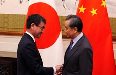 Nhật Bản, Trung Quốc khác biệt về vấn đề hạt nhân Triều Tiên