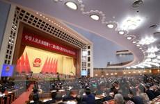 Trung Quốc công bố thời gian Kỳ họp lần thứ nhất Quốc hội khóa XIII