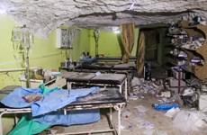 Mỹ: Syria có khả năng đang sản xuất vũ khí hóa học mới