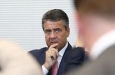 Ngoại trưởng Đức Sigmar Gabriel muốn tại vị trong chính phủ mới
