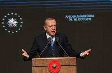 Tổng thống Thổ Nhĩ Kỳ kết thúc chuyến thăm Vatican và Italy
