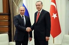 Thổ Nhĩ Kỳ, Nga và Iran sẽ thảo luận về Syria tại Istanbul
