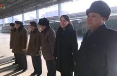 Tổng thống Hàn Quốc sẽ tiếp đoàn đại biểu chính phủ Triều Tiên