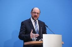 Chủ tịch SPD Martin Schulz từ bỏ ý định trở thành ngoại trưởng Đức