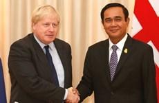 Anh mong muốn tăng cường quan hệ với Thái Lan trong tương lai