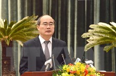 Hoàn thiện thể chế, cơ chế hoạt động cho TP Hồ Chí Minh phát triển hơn