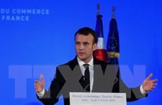 """Emmanuel Macron và chiến dịch """"quyến rũ"""" các nhà đầu tư"""
