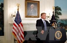 Tổng thống Trump sẽ phủ quyết thỏa thuận nhập cư của Thượng viện