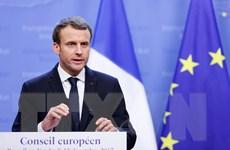 Iran bác bỏ ý tưởng của Pháp về chương trình tên lửa của nước này