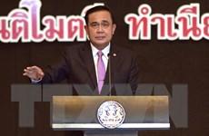 Thủ tướng Thái Lan khẳng định tổng tuyển cử phải theo lộ trình