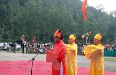 Lễ hội Đền Vua Mai 2018 với nhiều hoạt động mang đậm bản sắc
