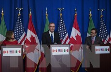 Vòng 7 đàm phán lại NAFTA đạt nhiều tiến bộ rất khả quan