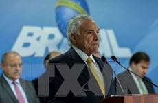 Tổng thống Brazil Michel Temer tiếp tục bị điều tra bê bối tham nhũng