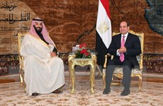 Saudi Arabia và Ai Cập lập quỹ chung 10 tỷ USD phát triển siêu đô thị