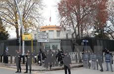 Thổ Nhĩ Kỳ bắt giữ 4 người Iraq âm mưu tấn công Đại sứ quán Mỹ